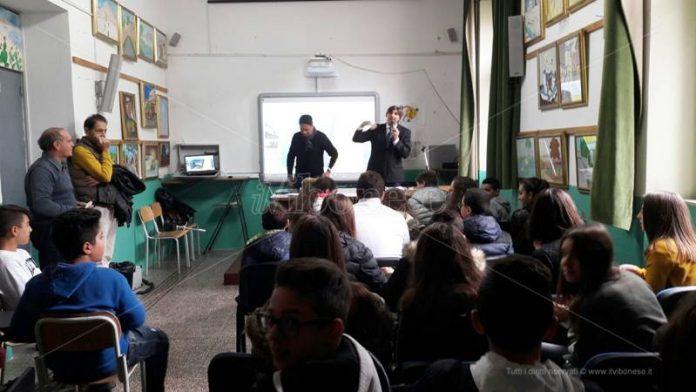 La lezione dell'Anas a Mileto