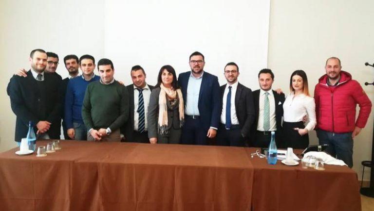Giuseppe Cutrullà nuovo coordinatore Anci Giovani Vibo: «Sarò portavoce delle istanze del territorio»