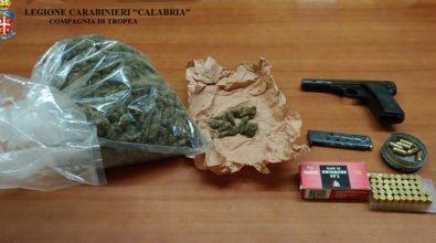 Droga, armi e munizioni, 49enne di Limbadi passa ai domiciliari