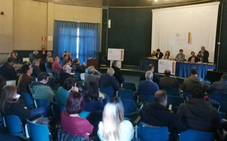 Lista unica a Sinistra, eletti i delegati vibonesi all'assemblea costituente