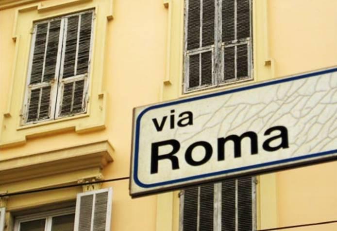 """""""Rivoluzione"""" toponomastica a Vibo: «Mai più sette """"Via Roma""""»"""