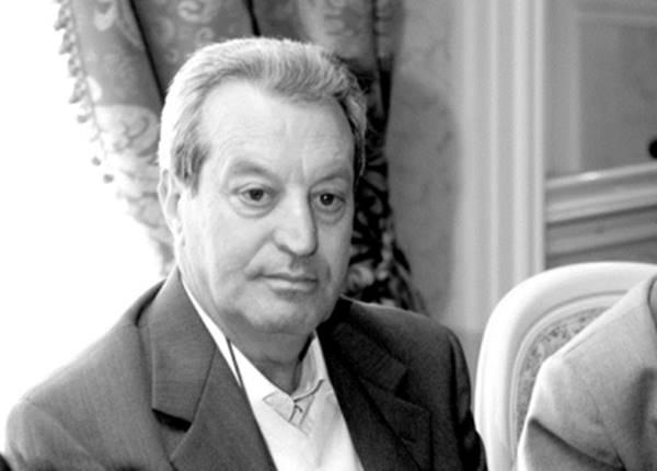 Il compianto Gaetano Luciano