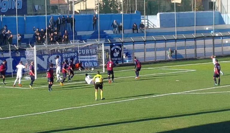 """Serie D, la Vibonese aggancia il Gela nel finale: al """"Presti"""" finisce 1-1"""