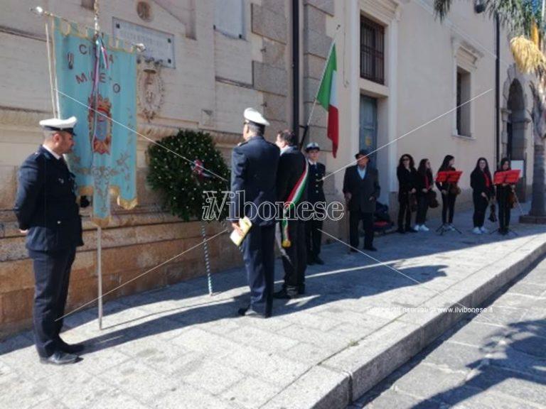 Festa del 4 novembre: commemorazione anche a Mileto