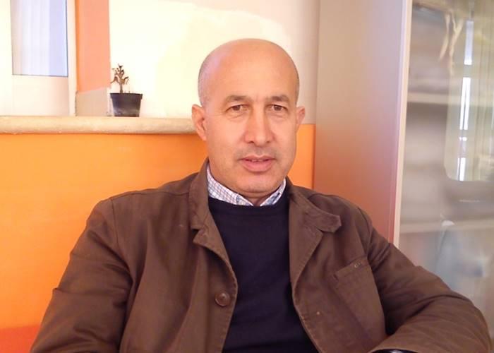 L'ex sindaco Nazzareno Fialà