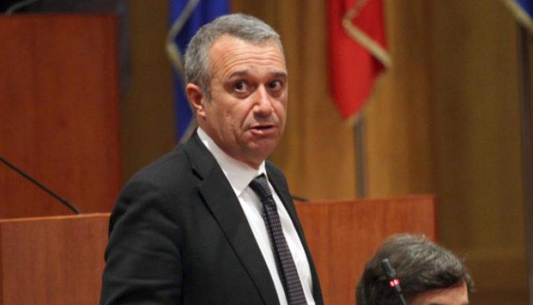 Nazzareno Salerno rientra in consiglio regionale e passa con Alternativa Popolare (VIDEO)