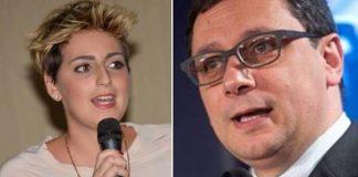 Dalila Nesci e Antonio Marziale