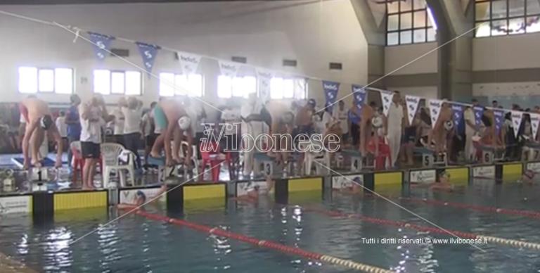 Successo a Vibo per il primo meeting del nuoto (VIDEO)