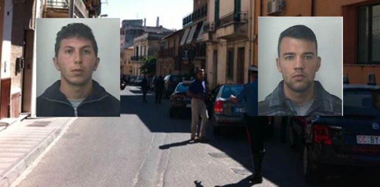 Omicidio Canale a Reggio: il profilo dei due presunti killer vibonesi