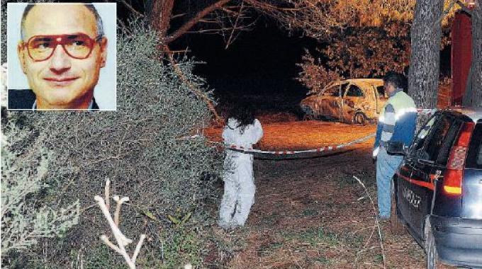 Omicidio Colloca, moglie e figlio della vittima chiedono l'abbreviato