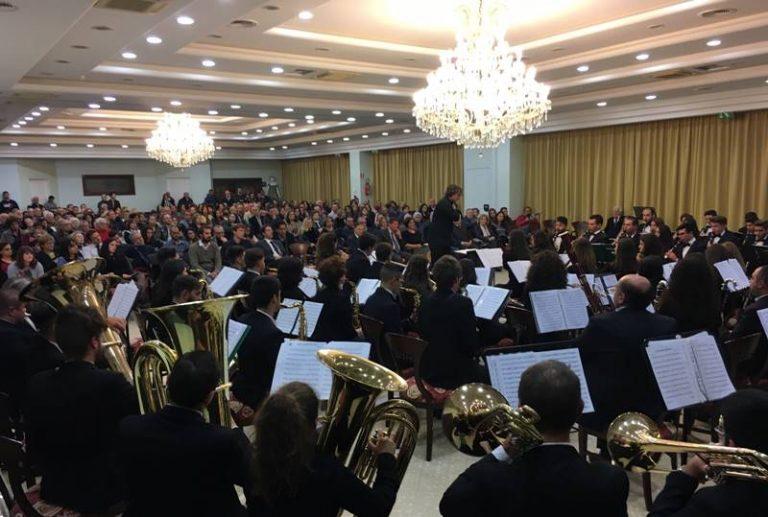 Nicotera, successo per l'orchestra di fiati Tirrenium (VIDEO)