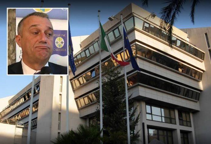 La sede del consiglio regionale e Salerno