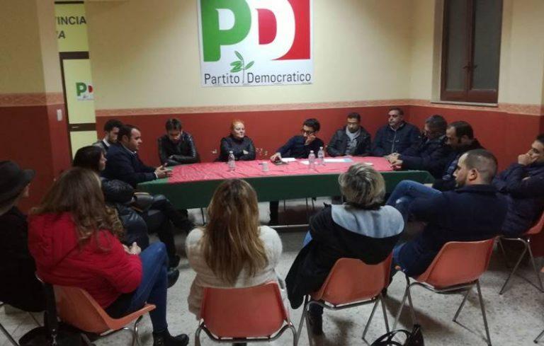 """Campagna d'ascolto e social network, il Pd di Vibo cerca una """"connessione sentimentale"""" con gli elettori"""