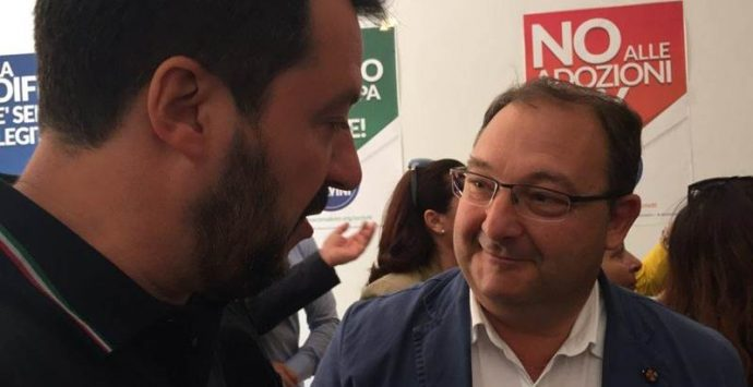 """""""Noi con Salvini"""", nominato il coordinatore cittadino di Vibo"""