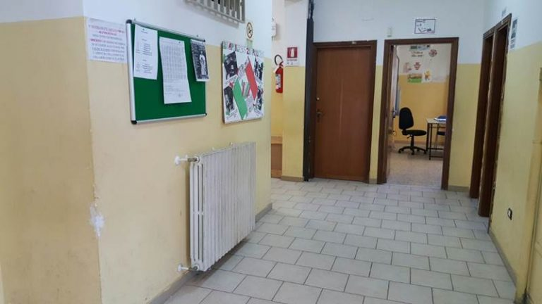 Furto in una scuola di Nicotera, indagini dei carabinieri