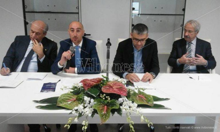 La nuova casa delle professioni tecniche, inaugurata a Vibo la sede degli Ordini di architetti e ingegneri (VIDEO)