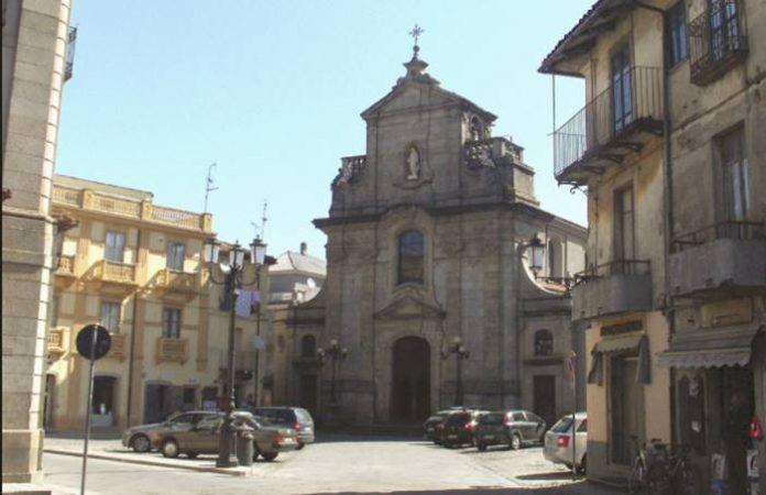 Uno scorcio di Serra San Bruno