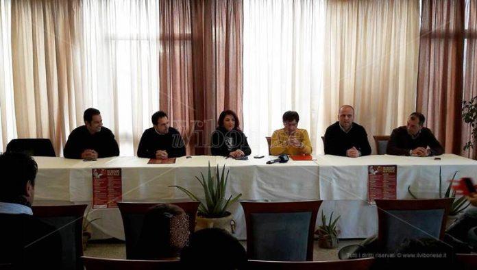 """La conferenza stampa di """"Stella polare"""""""