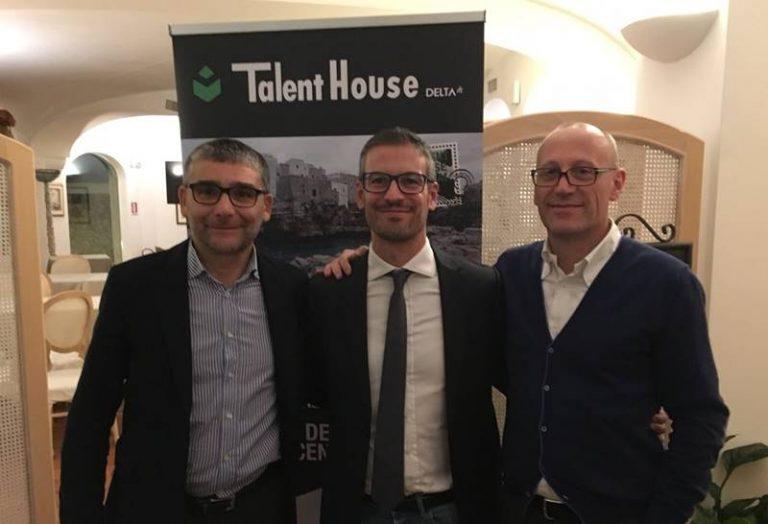 """Due giovani professionisti vibonesi trionfano al """"Talent house"""" di Polignano a Mare"""