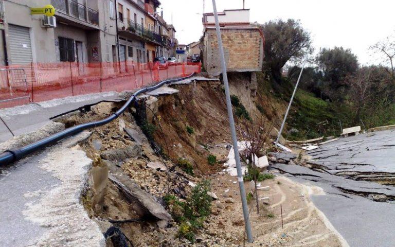 Dissesto idrogeologico a Vibo, Bevilacqua: «Che fine hanno fatto i soldi del post-alluvione?»