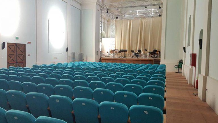 L'auditorium del conservatorio che la Provincia non si può permettere (VIDEO)