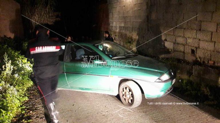 Travolto dalla sua stessa auto per la rottura del freno: un morto nel Vibonese (VIDEO)