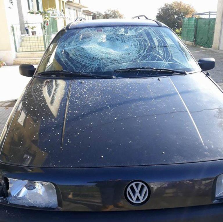 Escalation criminale a Caroniti: ancora nel mirino l'auto della Panzitta
