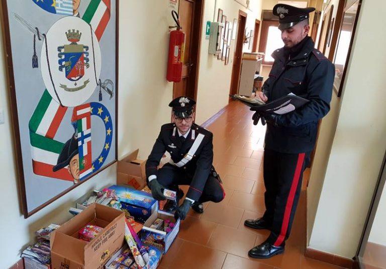 Contrasto ai botti illegali nel Vibonese, nuovi sequestri e sanzioni