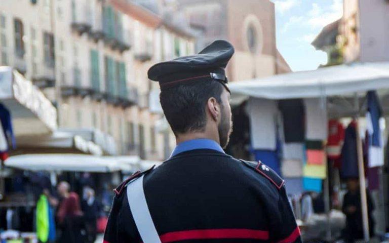 Controlli anti-terrorismo anche nei mercati rionali del Vibonese, carabinieri in prima linea