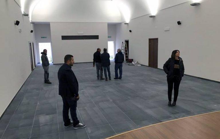 Pizzo, sabato l'inaugurazione del Centro di aggregazione giovanile