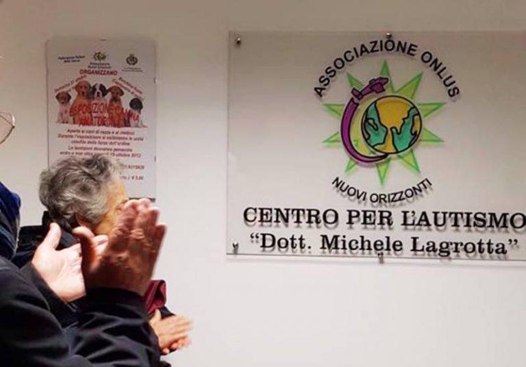 Autismo, inaugurato a Vibo il Centro intitolato al dottor Michele Lagrotta