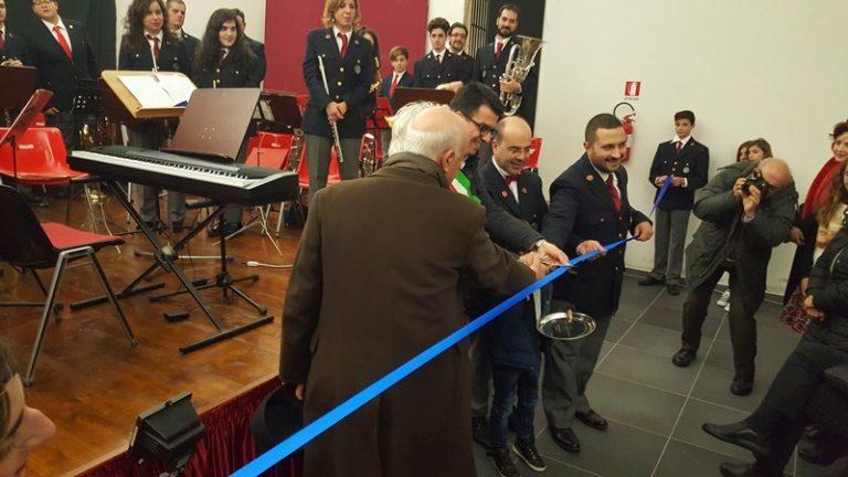 Pizzo, 10 anni di attesa per il centro culturale: ora la città ha un auditorium (VIDEO)