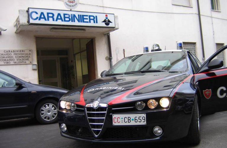 Briatico: evade dai domiciliari per tre volte, arrestato dai carabinieri