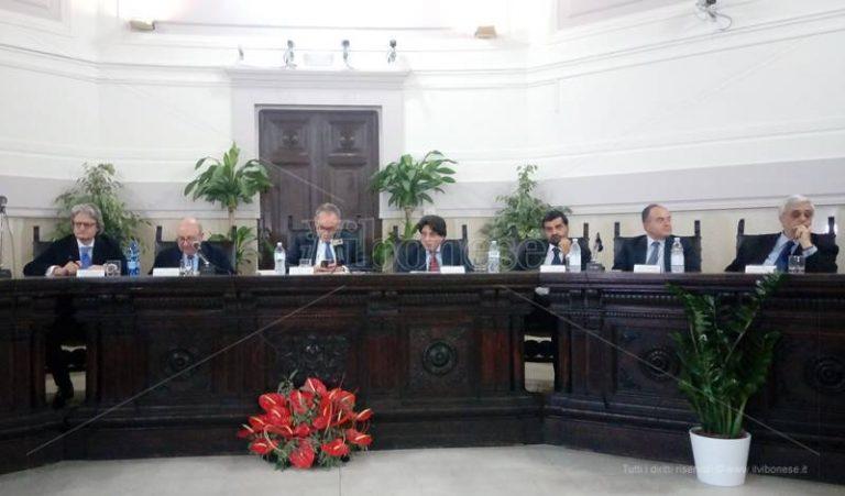 Riunione del Csm a Catanzaro, l'allarme di Gratteri: «Il Tribunale di Vibo rischia di restare senza giudici»