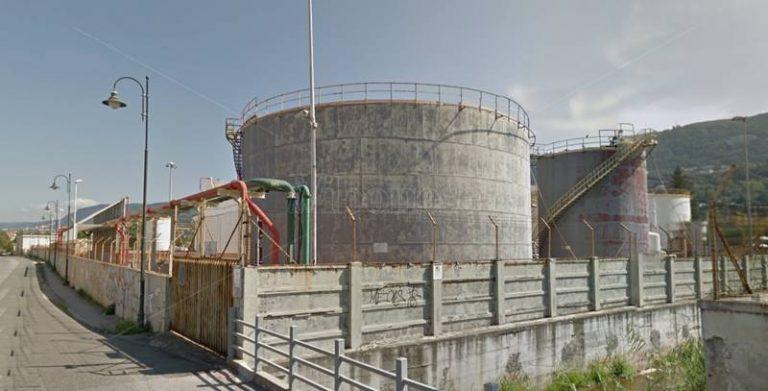 Deposito Eni a Vibo Marina, pubblicato il piano di emergenza esterna