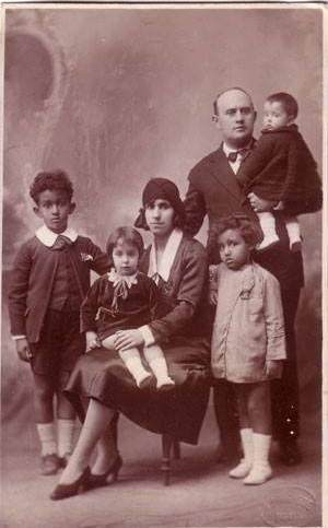 isabella famiglia