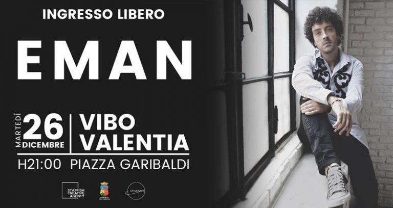 Santo Stefano in musica a Vibo con il concerto di Eman