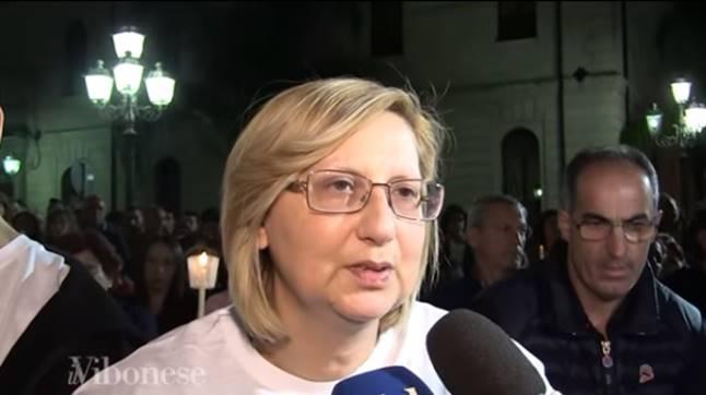 La mamma di Francesco Prestia Lamberti
