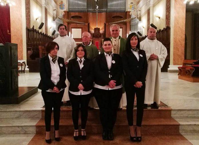 Le laiche ammesse al servizio in cattedrale