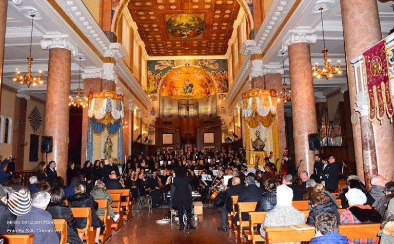 Mileto, successo per l'oratorio sacro dedicato a don Mottola
