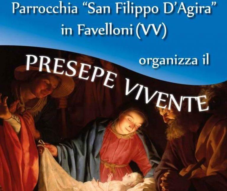Favelloni celebra la nascita di Gesù con il Presepe vivente