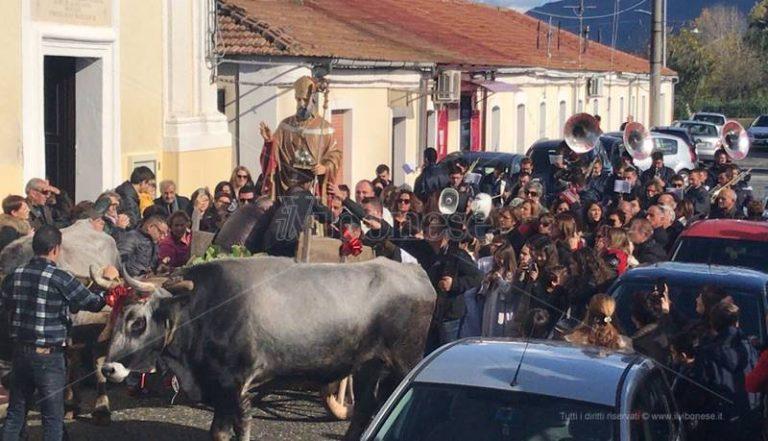 A Porto Salvo torna la processione in onore di San Nicola di Bari (VIDEO)
