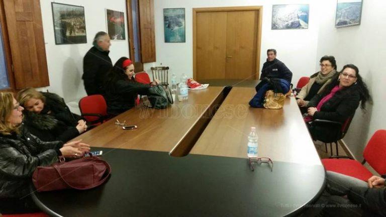 Rinnovo dei contratti Lpu-Lsu, lavoratori in protesta anche a Tropea