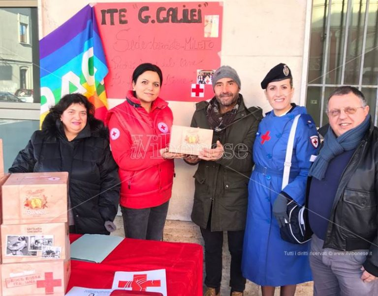 """""""Fai del bene facendoti del bene"""", a Mileto iniziativa benefica pro Croce Rossa"""