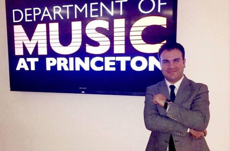 Il miletese Roberto Giordano nuovo vicedirettore dell'Accademia pianistica di Imola