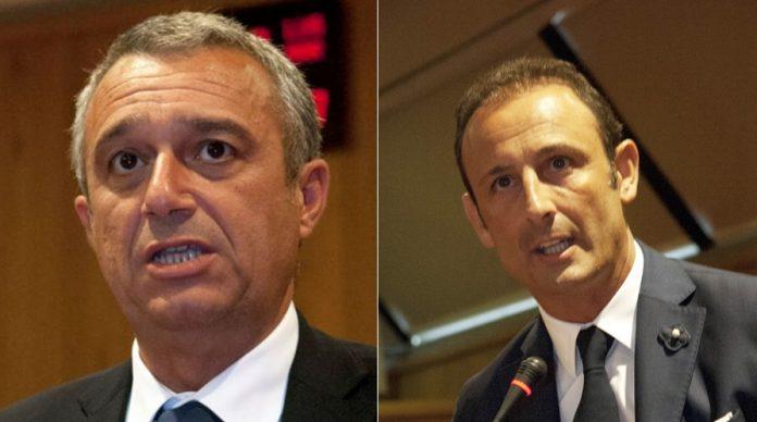 Nazzareno Salerno e Alfonso Grillo