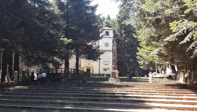 Santa Maria del bosco a Serra San Bruno