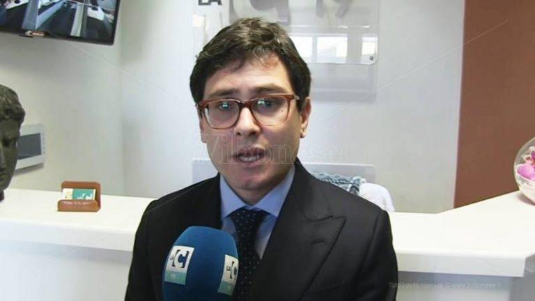 Stefano Luciano in Ap: «Il Vibonese resta ai margini se non ben rappresentato» (VIDEO)