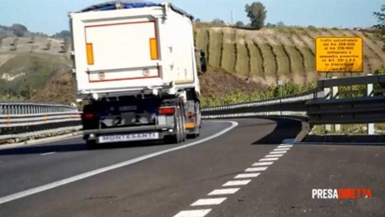 """Appalti e autostrada fuorilegge: il """"caso"""" Vibo a Presadiretta (VIDEO)"""