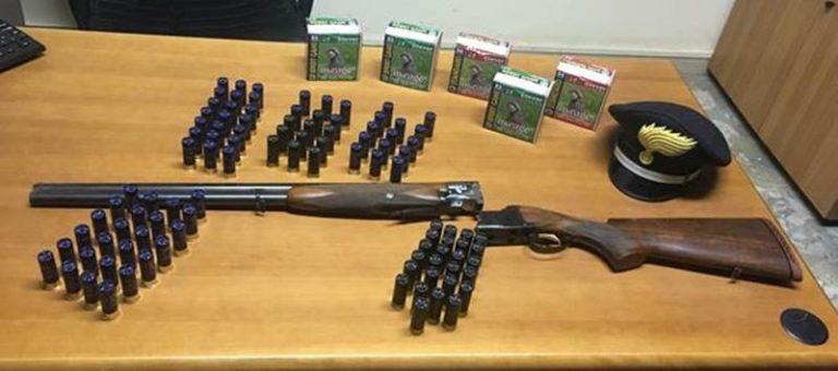 Detenzione illegale di un fucile e munizioni: arresti convalidati